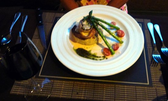 Miel Fusion Restaurant Bar: Filet