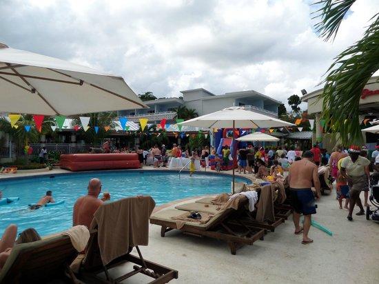 Beaches Ocho Rios Resort & Golf Club : Christmas Day