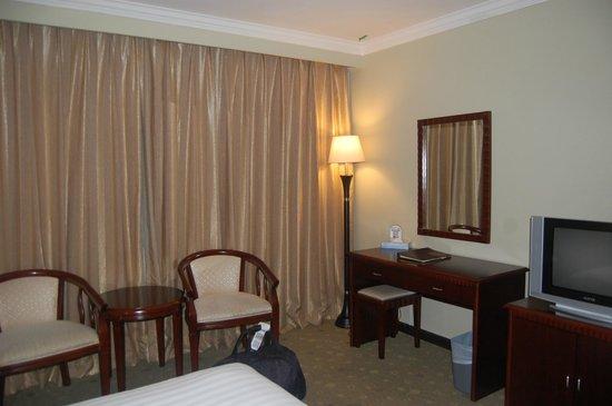 Palm Garden Hotel: Room