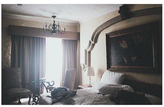 Quinta Real Aguascalientes: Room.