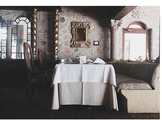 Quinta Real Aguascalientes: Restaurant.
