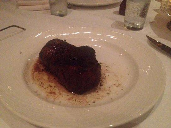 The Palm Orlando: carne