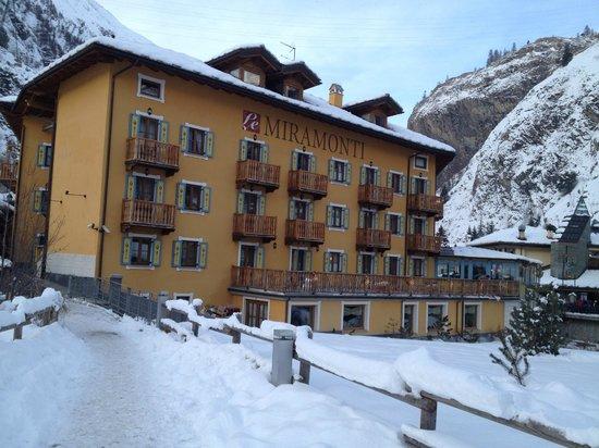 Le Miramonti Hotel & Wellness: Calore nella neve