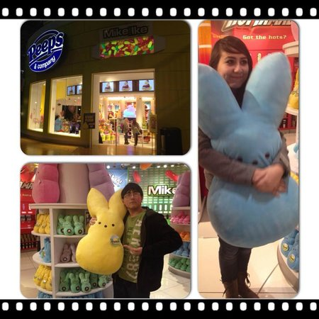 Mall of America: Very adorable Peeps Store!