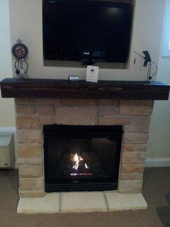 SevenOaks: Fireplace