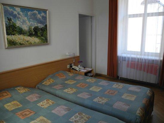 Konventa Seta Hotel: спальня