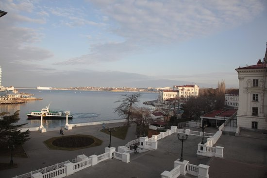 Best Western Sevastopol Hotel : Sevastopol Harbour