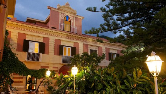 Photo of Romantic Hotel & Restaurant Villa Cheta Elite Acquafredda