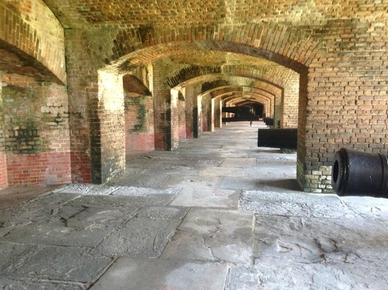 Fort Zachary Taylor Historic State Park : Fuerte