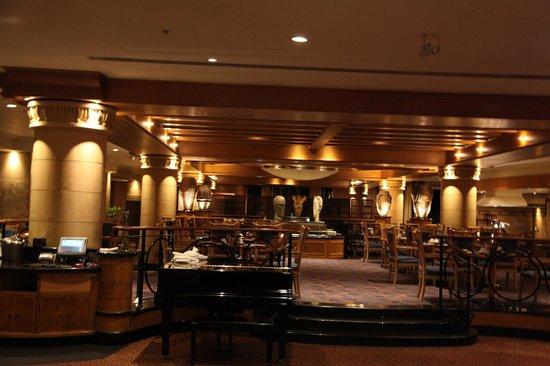 Hilton Sandton: R Level Dining Room