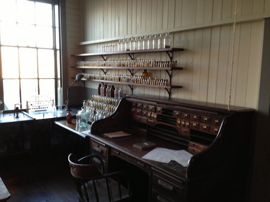 Thomas Edison National Historical Park : Edison's personal lab
