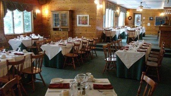 Northridge Inn & Resort: Dining Room