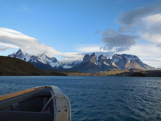 Explora Patagonia - All Inclusive : View from right outside room