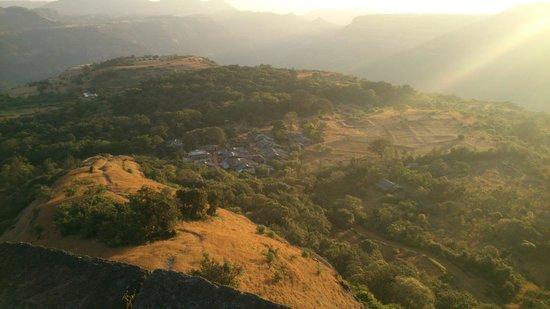 Khandala, India: the village