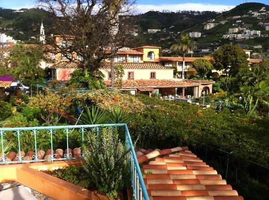 Quinta Splendida : Blick vom Zimmer