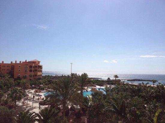 Sheraton Fuerteventura Beach, Golf & Spa Resort: vue de la chambre