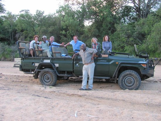 Thornybush Game Lodge: Game Drive