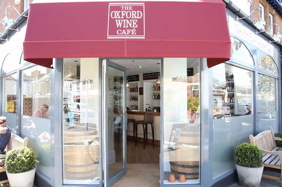 ‪The Oxford Wine Cafe - Summertown‬