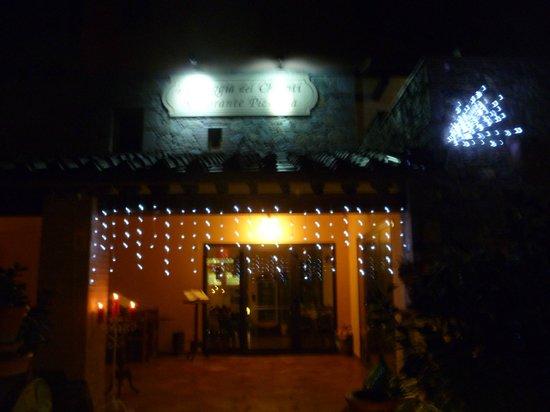 La Loggia del Chianti : Restaurant Exterior