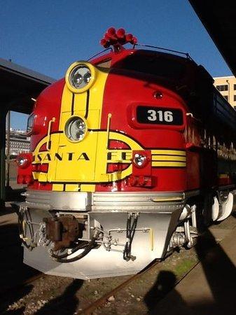 Galveston Railroad Museum : just beautiful!