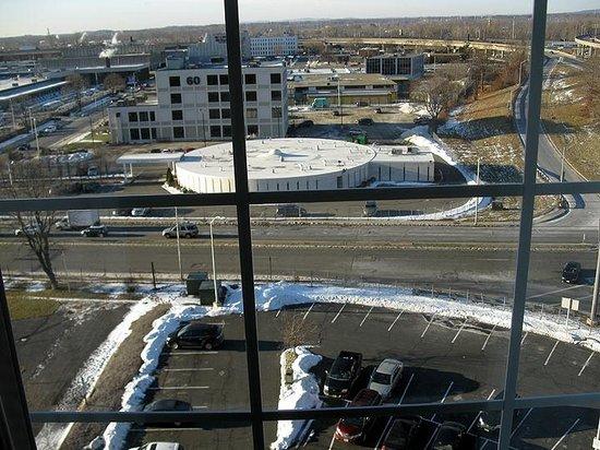 La Quinta Inn & Suites Springfield : View from Room - LQ Springfield (Jan. 2014)
