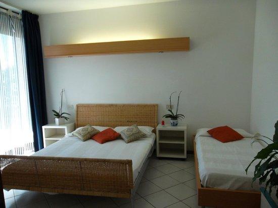 Hotel Rosmary: Camera da letto Suite