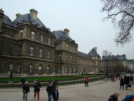 Dated Back To Napoleon Picture Of Luxembourg Palace Paris Tripadvisor