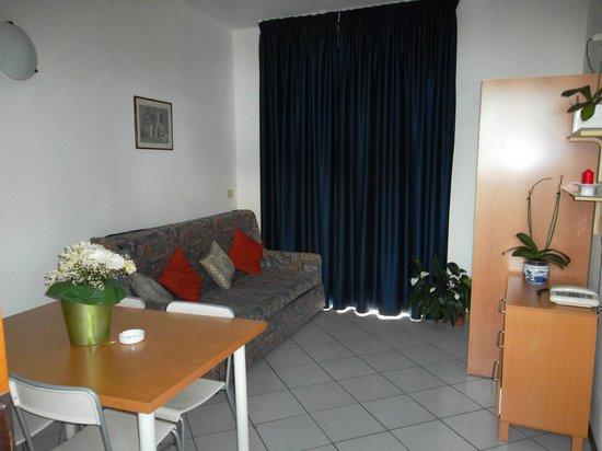 Hotel Rosmary: Suite/Appartamento-angolo cottura
