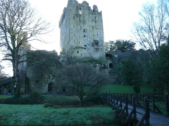 Extreme Ireland - Day Tours: Northern view of Blarney Castle