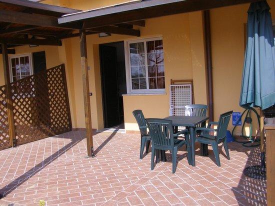 Oasi del Mare : OASIDEL MARE  appartamenti veranda e grill
