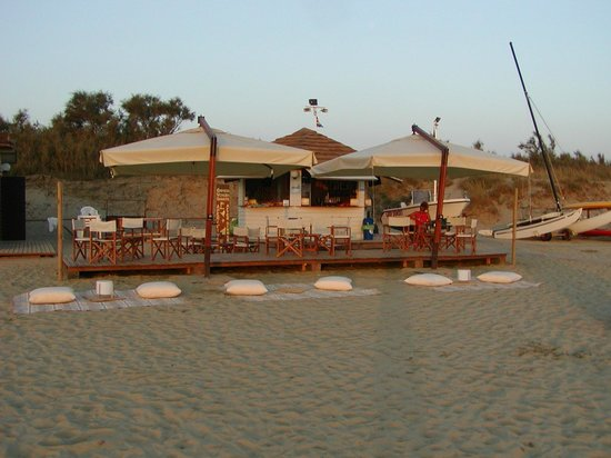 OASI DEL MARE  beach bar