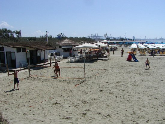 OASI DEL MARE  beach volley