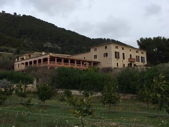 Hotel Rural & Spa Monnaber Nou : Exterior y alrededores del hotel
