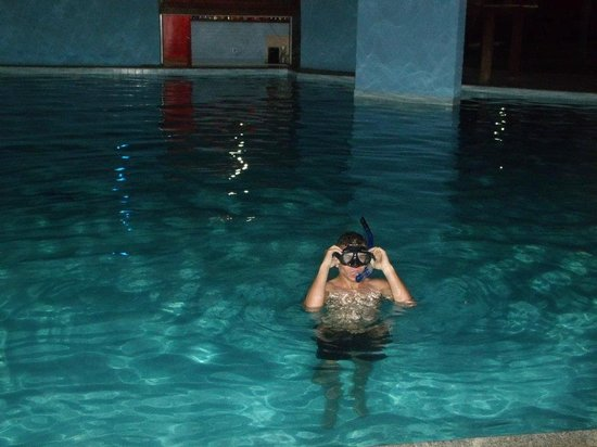 Hotel Praia do Muta : Meu peixe a noite rs