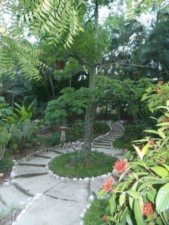 Las Brisas Huatulco : Jardín botánico