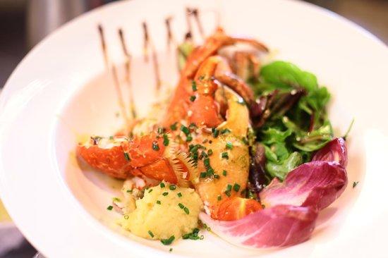Restaurant La Cremaillere: PRODUITS FRAIS ET DE SAISON