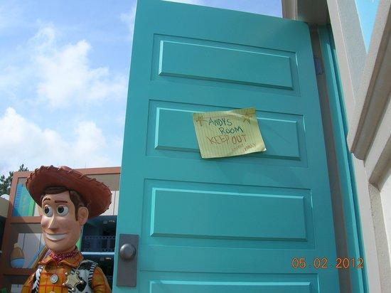 Disney's All-Star Movies Resort: Sorpresas que encontras caminando por el predio del hotel