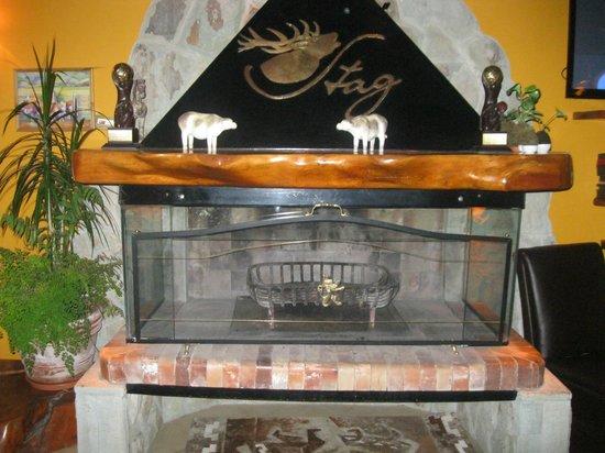 Stag El Resto de Charming : Chimenea