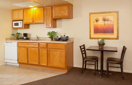 Verde Valley Extended Stay: Fully equipped kitchens