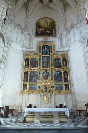 Monastery of San Juan de los Reyes: See my 20 Jan 14 review&Toledo Trip List