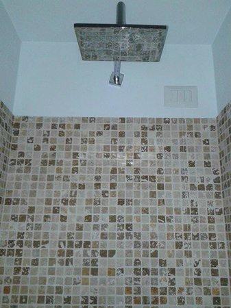Hotel La Casa di Morfeo : particolare della doccia