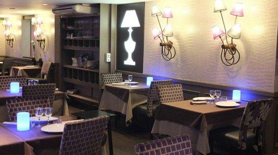 Restaurant La Cremaillere: NOUVELLE DECO