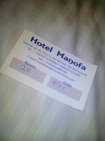 Hotel Manofa: Hotel