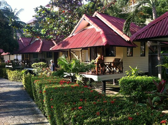 Longbay Resort : bungalow standad supérieur