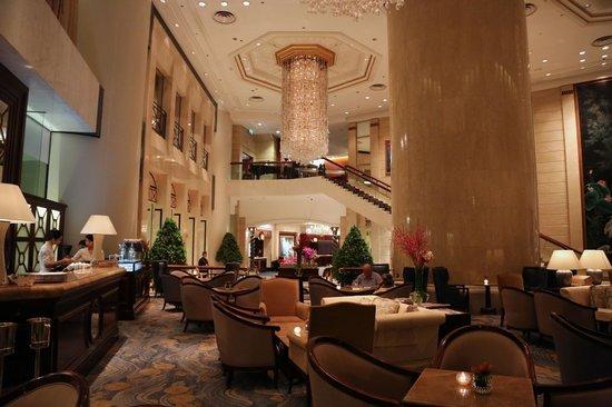 Lobby Lounge, Island Shangri-La Hotel