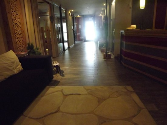 Active Hotel Olympic: Ingresso alla spa
