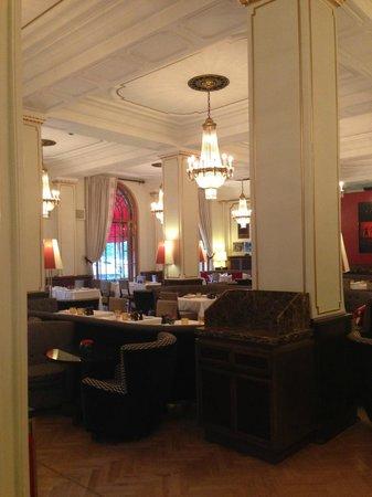 Astoria Hotel : Ristorante e sala di prima colazione