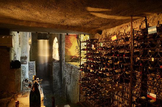 Hotel Hacienda de Cortes: Bodega de Vinos