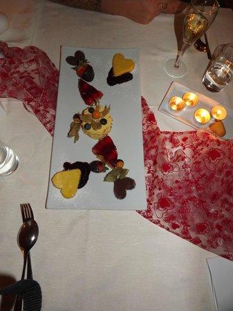 Active Hotel Olympic: Il Bbbuonissimo Dolce della Cena Romantica
