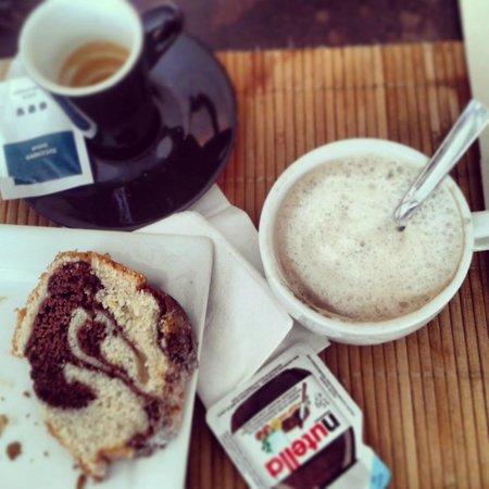UNA Hotel One : colazione